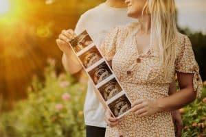 Anunciar el embarazo