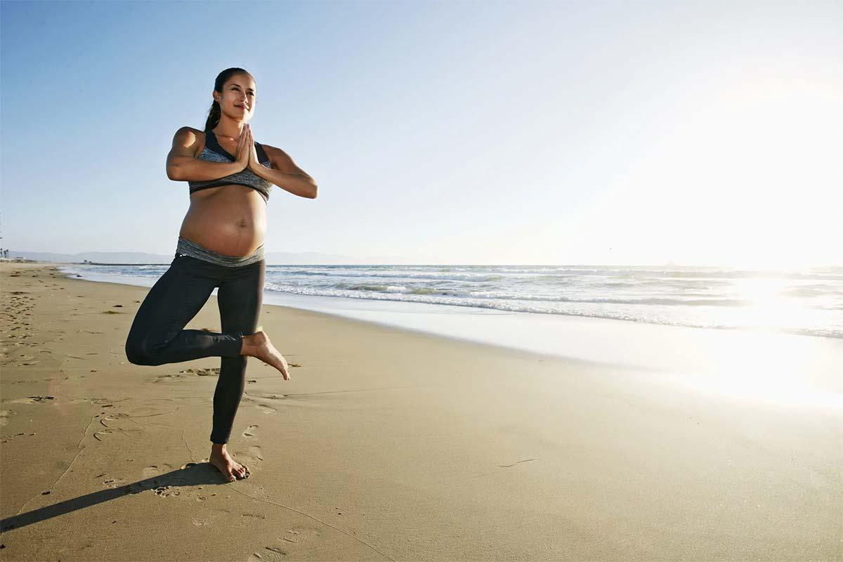 Deporte durante el embarazo: trimestre tras trimestre