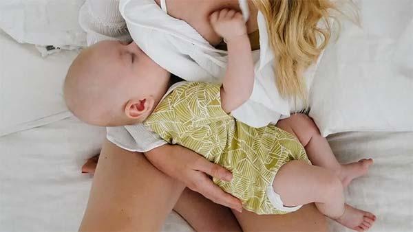 Destete o dejar de dar el pecho a tu bebé